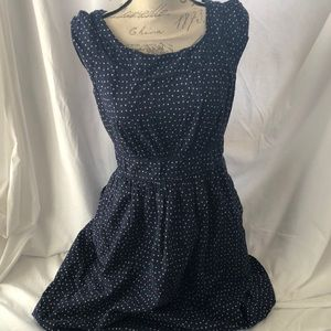 "ModCloth Emily and fin ""day after day"" dress sz L"